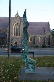 Public Artwork, Eternal Flame, 1995