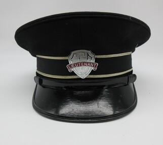 Hat, CFA Leiutenant, c 1960