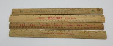 Tool - Ruler (wooden)