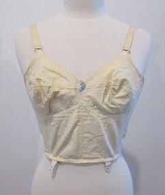 Full length bra, 1960s
