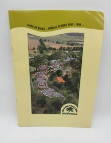 Annual Report, Shire of Bulla: Annual Report, 1993 - 1994
