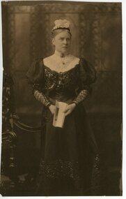 Photograph - Photographic Portrait, c.1890