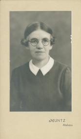 Photograph, Sister Gwen Lechte, Undated