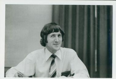 Photograph, Reverend Peter Davis, 1980