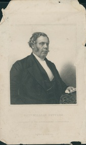 Printed etching, Undated c.1858