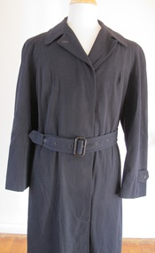 Clothing - Presbyterian Deaconess' raincoat, C1950s