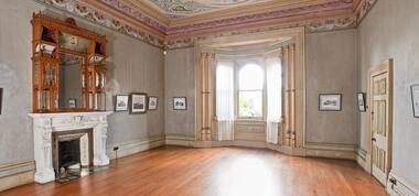 Drawing Room, Villa Alba