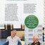 TV presenter Andrew Rochford talks with Kathy Fela in Sydney