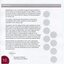 CEO report and nine grey circles on side of page