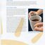 Overview and achievements of Mat Shop and Low Vision Aids.  Picture of a liquid level indicator in a cup of tea.