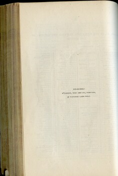 End papers with publisher information