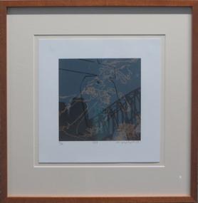 Framed limited edition print