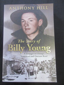 Book - Book (Paperback), Anthony Hill, The Story of Billy Young, 2012
