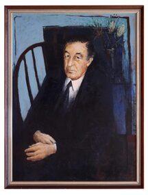 Oil Painting, Sir Rupert Hamer, 1978