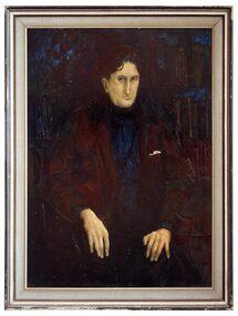 Oil Painting, Noel MacAinsh, 1967