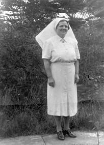 Photograph, Nurse - Alice Louise Jackson