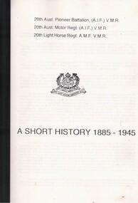 Booklet with stiff plastic spine