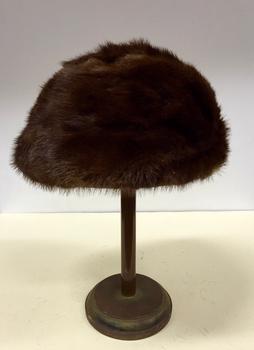 Brown Fur Hat