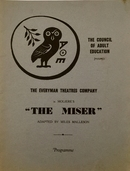 The Miser / by Moliere