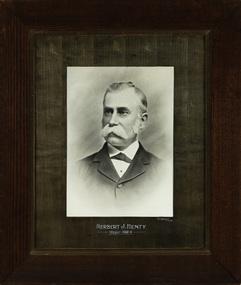 Herbert J. Henty, Mayor [of Kew] 1868-9