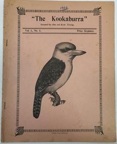 The Kookaburra, Issued by the 1st Kew Troop, Vol 1, No. 4, 1926