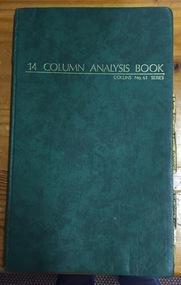 Document, Account Book, Kew Lionesses, 1980-1984, 1980