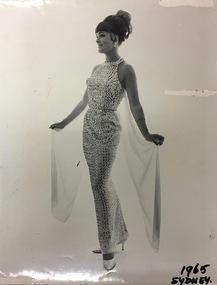 Publicity Photograph, Robin Vanser, Sydney, 1965