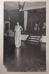 Robin Vanser & Band, 1960s