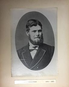 Dr. Alexander P. L. Robertson, 1872-1877
