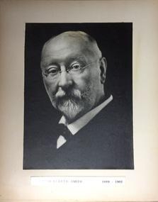 William Beattie Smith, 1899-1902