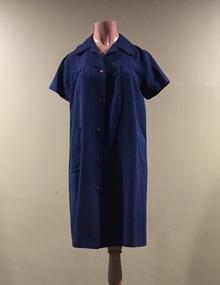 Blue Kew Library Uniform
