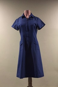 Uniform for Female Librarians, Kew Library, 1980