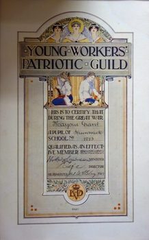 Young Workers Patriotic Guild, 1917