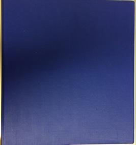 Kew Heights Sports Club Men's Bowls Minute Book 1998-2013