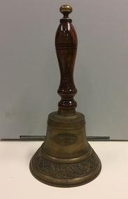 Hand Bell : Fatima Convent, Parramatta 1896