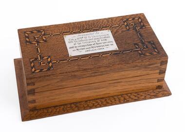Presentation Jewellery Box