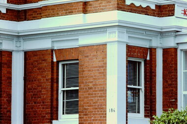 Architectural Features, Kew Post Office