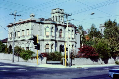 'Comaques', 896 Glenferrie Road