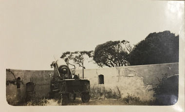 Battery Hill Fort at Port Fairy