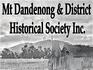 Mt Dandenong & District Historical Society Inc.