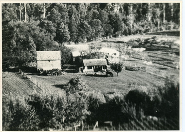 Photograph, Isaac Jeeves First Home, 1917