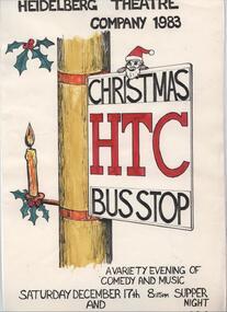 Newsletter Special Events, 1983 HTC General Memorabilia