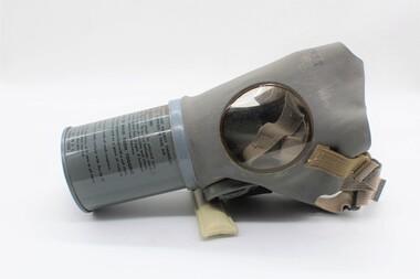 Gas mask US, 1941-1945