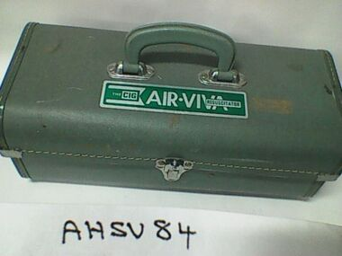 Resuscitator, Air Viva, The Commonwealth Industrial Gases Limited, Circa 1960