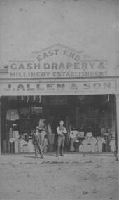 Photograph - Card Box Photographs, J. Allen & Son, Ballarat circa 1880