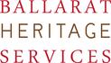 Ballarat Heritage Services