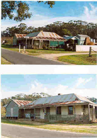 Photograph, Remains beside the old Ritzau Home and General Store, Yandoit Creek, c2003