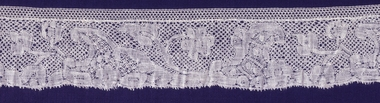 Flemish lace, Early 18th Century