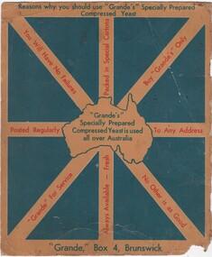 Advertising, Rainbow Recipe Book, c 1920