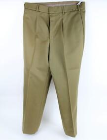 Uniform, Khaki Trousers, Fletcher Jones, 199